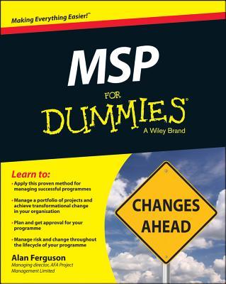 Msp for Dummies By Ferguson, Alan